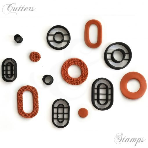 Round Clay Cutters