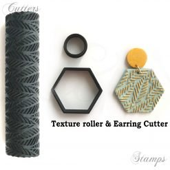 Hexagon Clay Cutters & Circle Clay Cutters