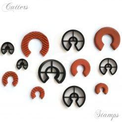 Half Circle Clay Cutter