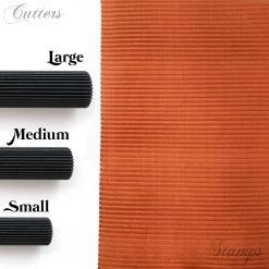 Line Texture Roller