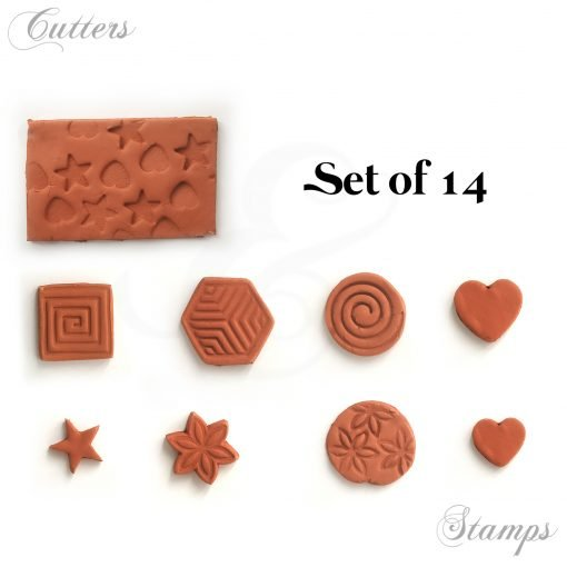 Clay Texture Stamps