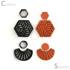 Polymer Clay Cutters for earrings