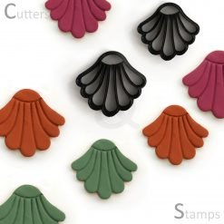 Seashell Polymer Clay Cutters