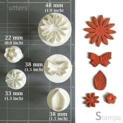 Plunger Polymer Clay Cutters