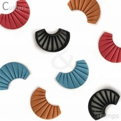Fan Polymer Clay Cutters