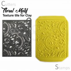 Texture Tiles for Clay